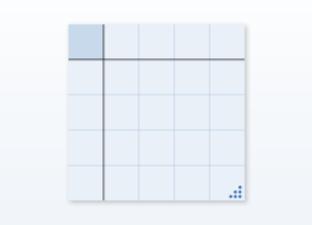 Rechenaufgaben-Tabelle