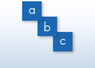 Letterplank leesletter