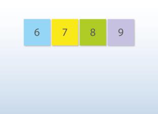 Zahlenreihe
