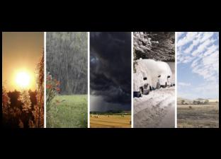 Wetter und Klima-Sek