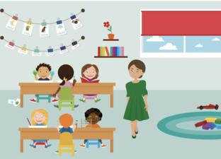Wortschatz- Thema Schule