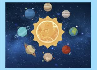 Planeten und das Weltall
