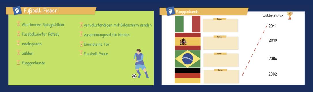 Fußball-Fieber!