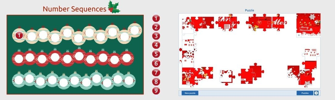 A Numeracy Christmas lesson