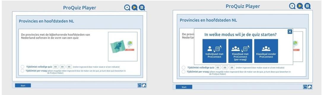 ProQuiz Provincies en hoofdsteden NL