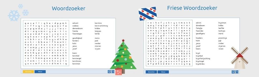 Weihnachten Wortsuche