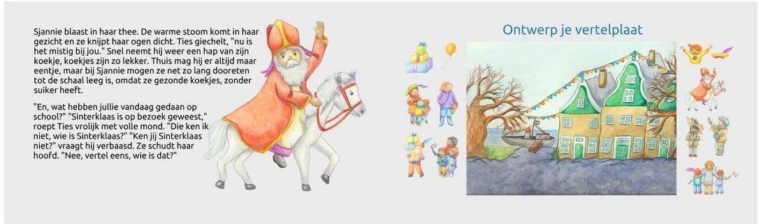 Sinterklaasles