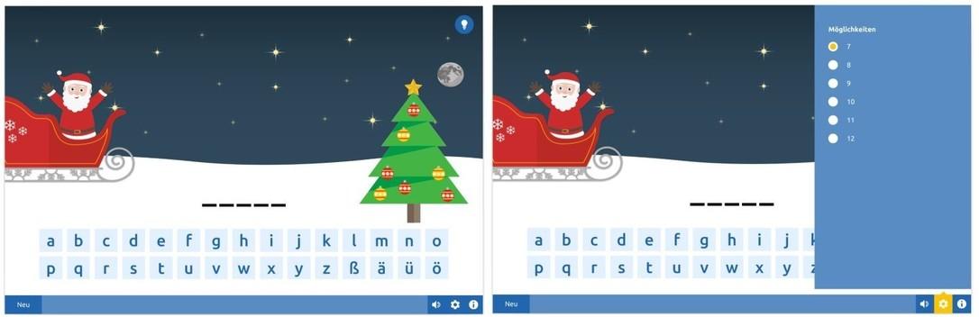 Henkerspiel Weihnachten