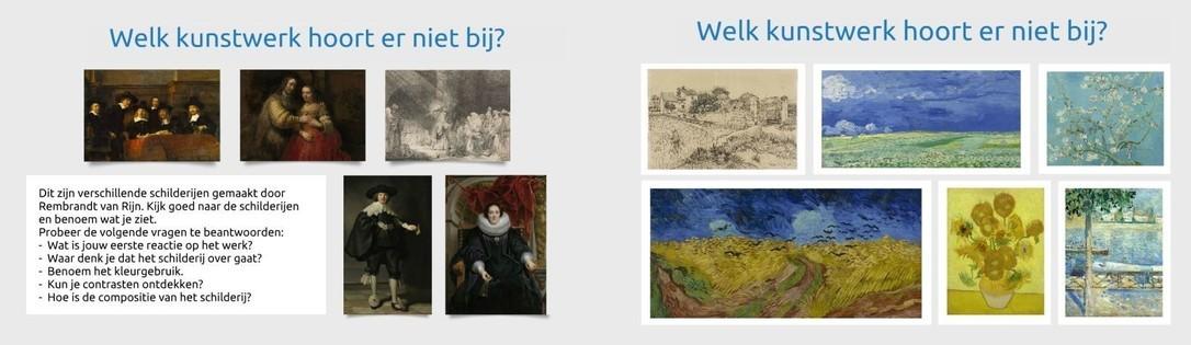Kunstschilders van Nederland
