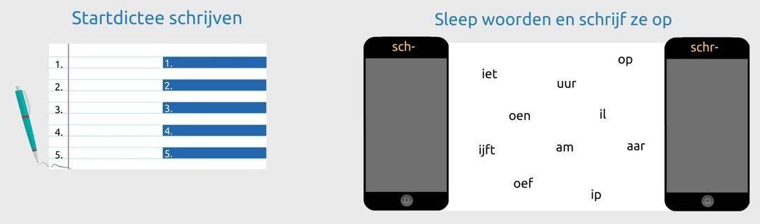 Les sch- en schr- woorden gr 4