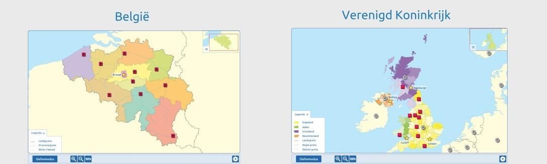 Topografie tools