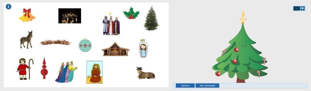 Kerstmis onderbouw 1