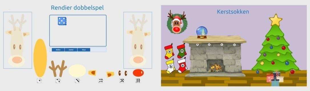 Kerstmis onderbouw 3