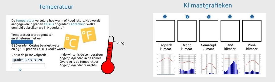 Weer en klimaat PO