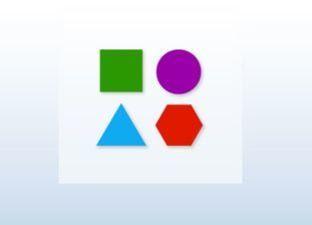 Form und Farbe Übungsmodus