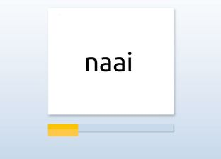 Spelling M4 aai ooi oei woorden