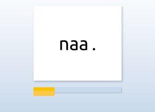 Spelling M4 aai ooi oei woorden*