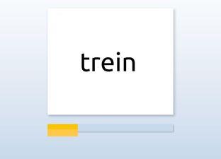 Spelling M4 woorden met ei en ij