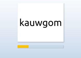 Spelling E6 au / ou woorden