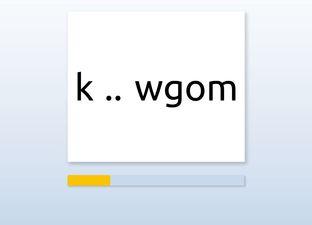 Spelling E6 au / ou woorden*