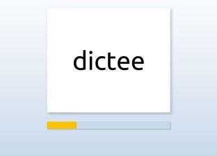 Spelling E6 c als k woorden
