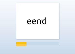 Spelling E4 d en t woorden