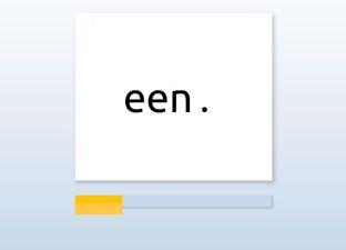 Spelling E4 d en t woorden*