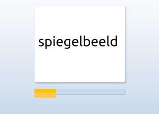 Spelling M6 d woorden