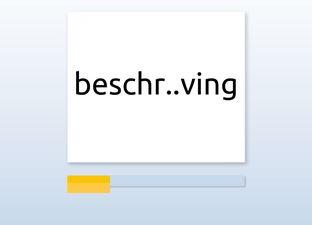 Spelling M6 ei / ij woorden*