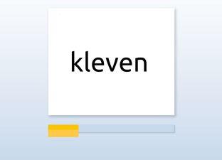 Spelling M6 meervoud f-v woorden