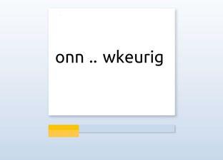 Spelling M7 au woorden*