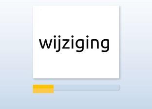 Spelling M7 ij woorden