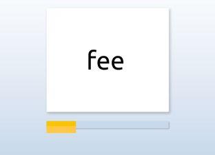 Spelling E4 f woorden