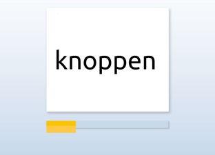 Spelling E4 gesloten lettergreep woorden