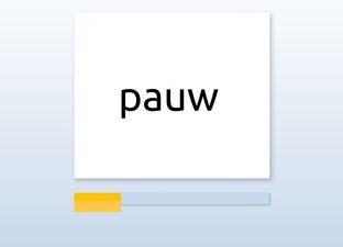 Spelling E4 au ou woorden
