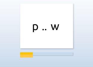 Spelling E4 au ou woorden*