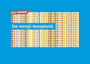 Emoji leesplank
