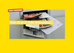 Wat zit er in de brievenbus?