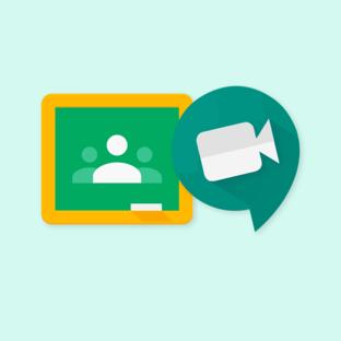 Video: Leren op afstand met Hangouts Meet & Classroom