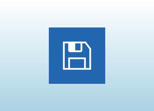 Speichern Sie die Presenter-Datei