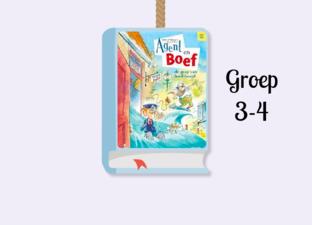Groep 3-4 Kinderboekenweek