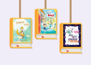 Algemene les Kinderboekenweek