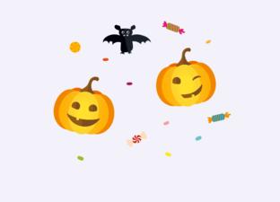 Geheimschrift - Halloween