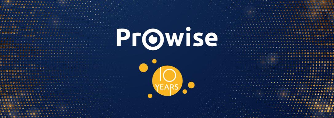 Prowise viert tien jaar onderwijsinnovatie