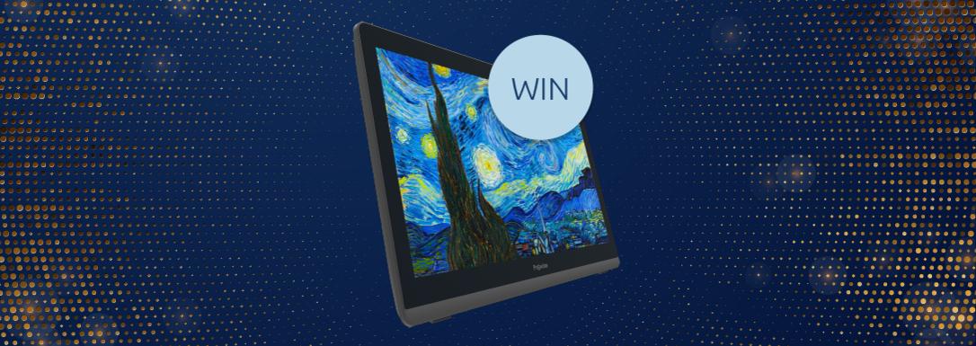 Winactie: maak een foto van je klaslokaal en win een All-in-One PC!