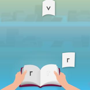 Erkenne den Buchstaben