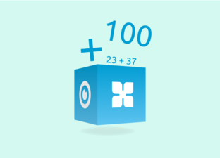 Optellen tot 100