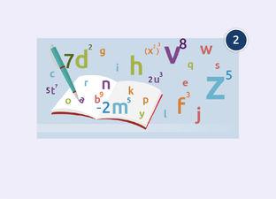 Rekenen met letters 2 - Theorie