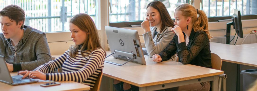 Samenwerken na instructie van de leerkracht
