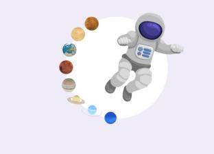 Leuke weetjes over de ruimte!